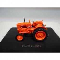 FARMER TRACTOR FIAT 25 R 880 DT HACHETTE 1:43