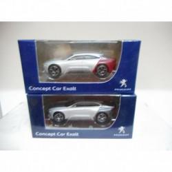 PEUGEOT CONCEPT CAR EXALT 2014 SALON PARIS PEKIN NOREV 3 INCHES