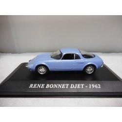 MATRA RENE BONNET DJET 1962 ALTAYA IXO