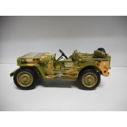 WILLYS MB 1941 JEEP MEDIC AUTOWORLD 1:18