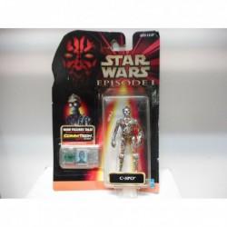 C-3PO COMM TALK EPISODE I STAR WARS HASBRO