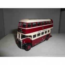 LEYLAND PD2 WIGAN CORP 7A-ABBEY LAKES EFE MODELLE BUS 1:76