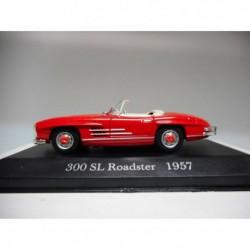 MERCEDES-BENZ 300 SL ROADSTER 1957 COLLECT MERCEDES DeAGOSTINI IXO 1:43