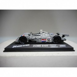 DOME S101 24 HORAS LE MANS 2002 n16 LAMMERS-CORONEL-HILLEBRAND ALTAYA IXO 1/43