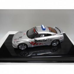 NISSAN GT-R R35 OFFICIAL CAR FUJI SPEEDWAY KYOSHO 1:43 NO ORIGINAL BOX