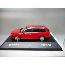 SEAT EXEO ST 2009-2013 AUTOEMOCION EMOCION RED DEALER SEAT 1/43