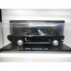FORD MUSTANG 1968 AUTO VINTAGE INOLVIDABLES SALVAT HACHETTE 1/24