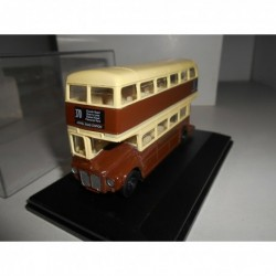 ROUTEMASTER BUS UNITED DISTRICT HORNBY BUS MODELLE 1:76