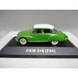 DKW F94 3-6 1955-59 ATLAS IXO 1:43