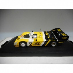 PORSCHE 956 SHORT TAIL DM NORISRING 1983 NEW MAN QUARTZO 1:43