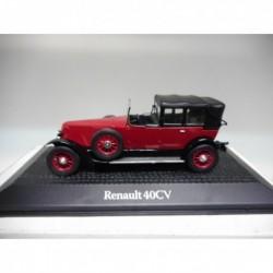 RENAULT 40CV PRESIDENTIAL CARS GASTON DOUMERGUE 1924 NOREV ATLAS 1:43