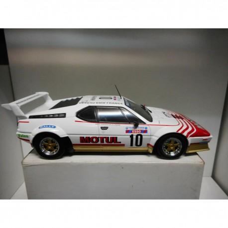 BMW M1 RALLY TOUR CORSE 1982 n10 B.DARNICHE ALTAYA IXO 1:18