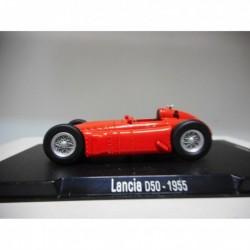LANCIA D50 ALBERTO ASCARI 1955 FORMULA F1 RBA 1:43