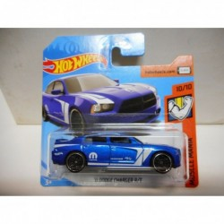 DODGE CHARGER R/T 2011 HOT WHEELS 1/64