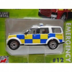 LAND ROVER DISCOVERY POLICE n12 CORGI TOYS TY669