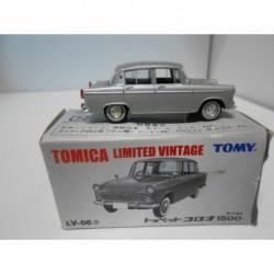 LV-006 A TOYOPET CORONA 1500, TOMICA LTD. VINTAGE , 1/64