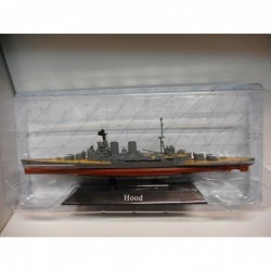 CRUCERO BATALLA WARSHIP HMS HOOD 1920-41 1:1250 ATLAS De AGOSTINI n14