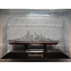 DESTRUCTOR WARSHIP D181 HAMBURG 1964-94 1:1250 ATLAS De AGOSTINI n63