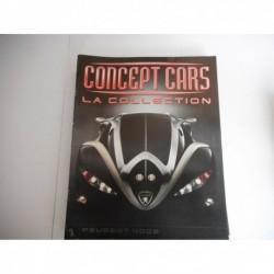 COLECCION NO COMPLETA CONCEPT CARS EN FRANCES 28 MAGAZINE/FASCICULOS 2006 ALTAYA