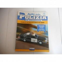COLECCION NO COMPLETA AUTO DELLA POLIZIA 20 MAGAZINE/FASCICULOS 2004 RCS