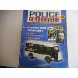 COLECCION COMPLETA POLICE ET GENDARMERIE 80 MAGAZINE/FASCICULOS 2004 HACHETTE