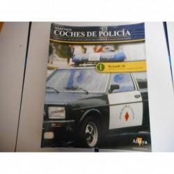 COLECCION COMPLETA NUESTROS COCHES POLICIA 50 MAGAZINE/FASCICULOS 2006 ALTAYA