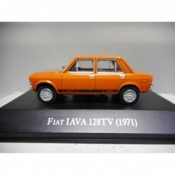 FIAT IAVA 128 TV 1971 CLASICOS ARGENTINA SALVAT 1:43