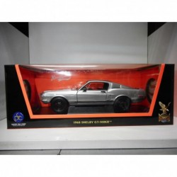 SHELBY GT-500 KR 1968 ROAD LUCKY DIECAST YAT MING 1:18