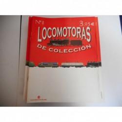 COLECCION LOCOMOTORAS COLECCION 50 MAGAZINE/FASCICULOS 2002 CLUB INTER. LIBRO