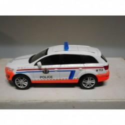 AUDI Q7 LUXEMBOURG CARS POLICE OF THE WORLD DeAGOSTINI IXO 1:43