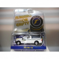 FORD F-150 2016 GOODYEAR RUNNING ON EMPTY S6 GREENLIGHT 1:64