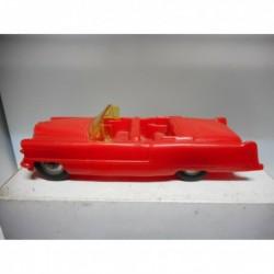 CADILLAC ELDORADO CONVERIBLE PLASTIC TOY CAR NO BOX USED