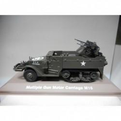M16 MULTIPLE GUN MOTOR CARRIAGE II WW ATLAS IXO 1:43