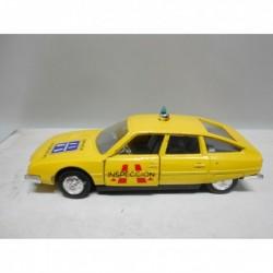 CITROEN CX 2400 PALAS AUTOPISTAS MIRA REF 113 1:43
