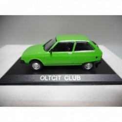 OLTCIT CLUB (CITROEN AXEL) 1981-95 DeAgostini IXO 1:43