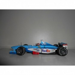 BENETTON PLAYLIFE B198 6-A.WURZ 1998 MINICHAMPS 1:43 NOT BOX LOOK PICTURE