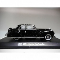 LINCOLN CONVERTIBLE 1941 THE GODFATHER EL PADRINO TOMMY GUN GREENLIGHT 1:43