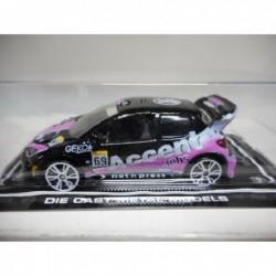 PEUGEOT 206 WRC n69 GUISVAL 1/43
