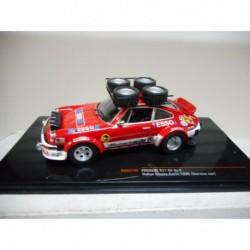 PORSCHE 911 SC GR.4 RALLY MONTE CARLO 1980 SERVICE CAR IXO RAC274X 1:43