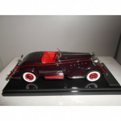 CHRYSLER IMPERIAL SPEEDSTER 1932 HISTORIC LINE HL-4 B & G EMC 82/250 1:43