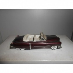 CADILLAC SERIE 62 CONVERTIBLE 1950 ELEGANCE REF.120 1:43 RESIN FRANCE