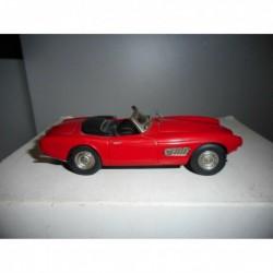 BMW 507 RED DANHAUSEN TIN WIZARD METAL 43 1:43