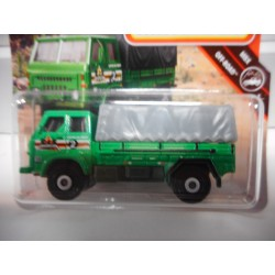 CAMO CONVOY (STAR 266) GREEN MATCHBOX 1:64