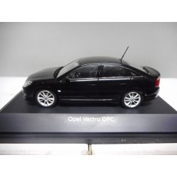 OPEL VECTRA C OPC BLACK DEALER SCHUCO 1:43