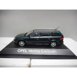 OPEL VECTRA C CARAVAN GREEN DEALER SCHUCO 1:43