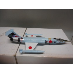 LOCKHEED F-104J STARFIGHTER JAPAN MILITARY n38 DeAGOSTINI 1:100