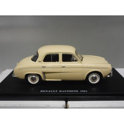 RENAULT DAUPHINE 1961 AUTO VINTAGE INOLVIDABLES SALVAT HACHETTE 1/24