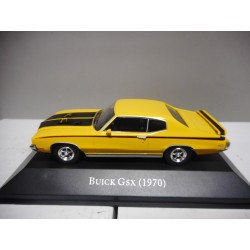 BUICK GSX 1970 AMERICAN CARS ALTAYA IXO 1:43