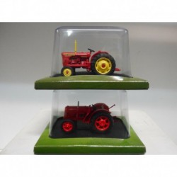 FARMER TRACTOR DAVID BROWN 990 IMPLEMATIC CROPMASTER HACHETTE 1:43