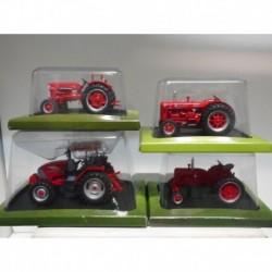 FARMER TRACTOR IH MCCORMICK F270 WD9 SUPER FC CX95 HACHETTE 1:43